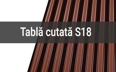 tabla cutata s18 bilka
