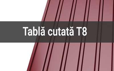 tabla cutata T8 Bilka